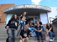 Andradenses participam da Plenária Regional do Parlamento Jovem 2019 em Ouro Fino