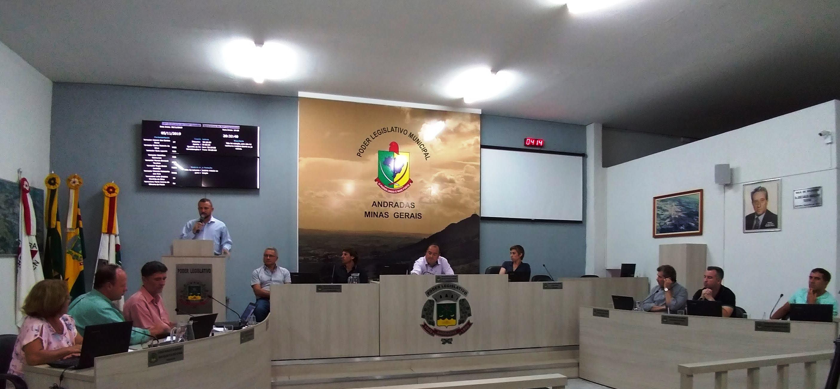 Aprovado PLO 24/2019 que autoriza nova concessão de água e esgoto
