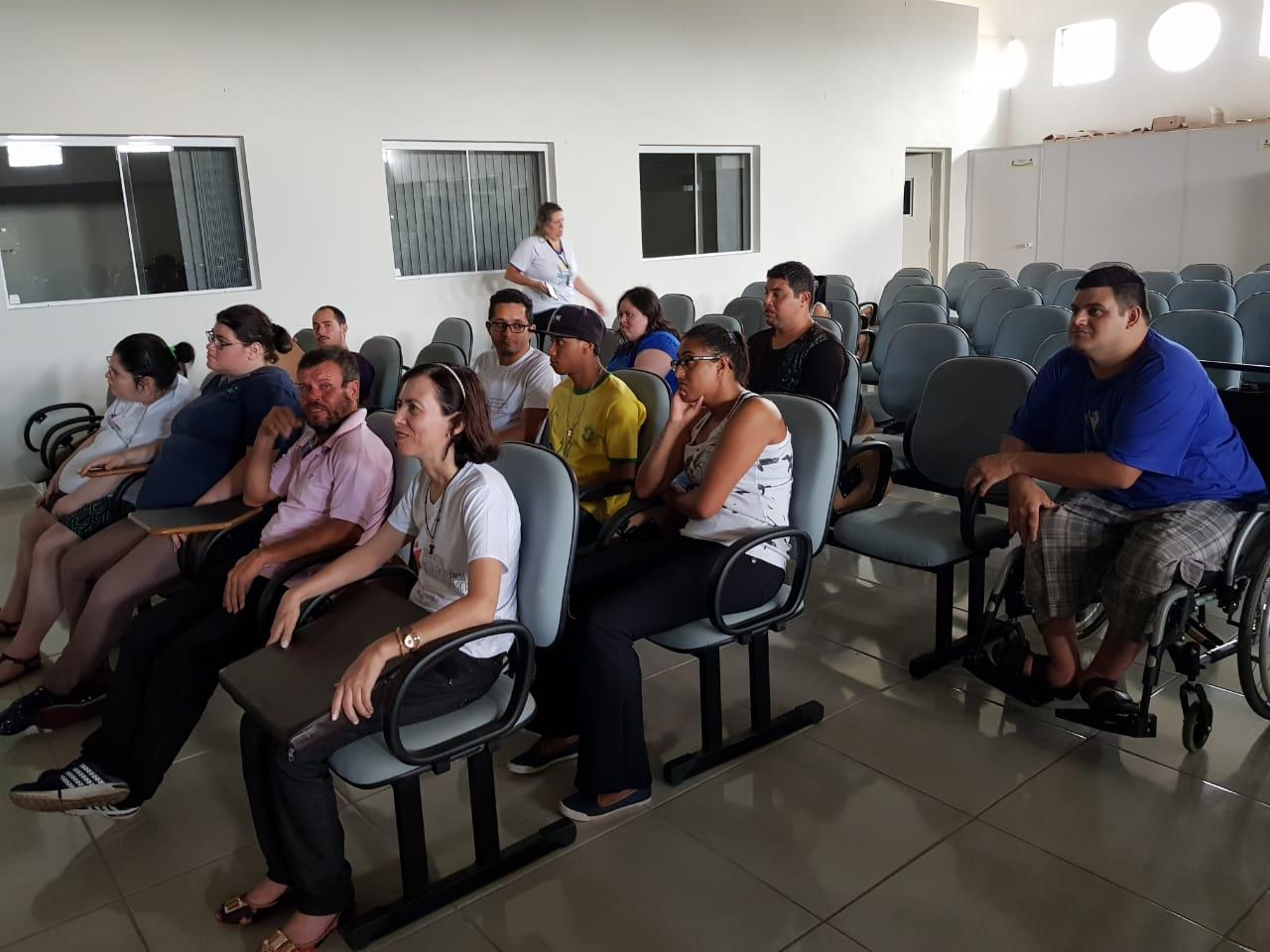 Cine Câmara - Apae de Andradas