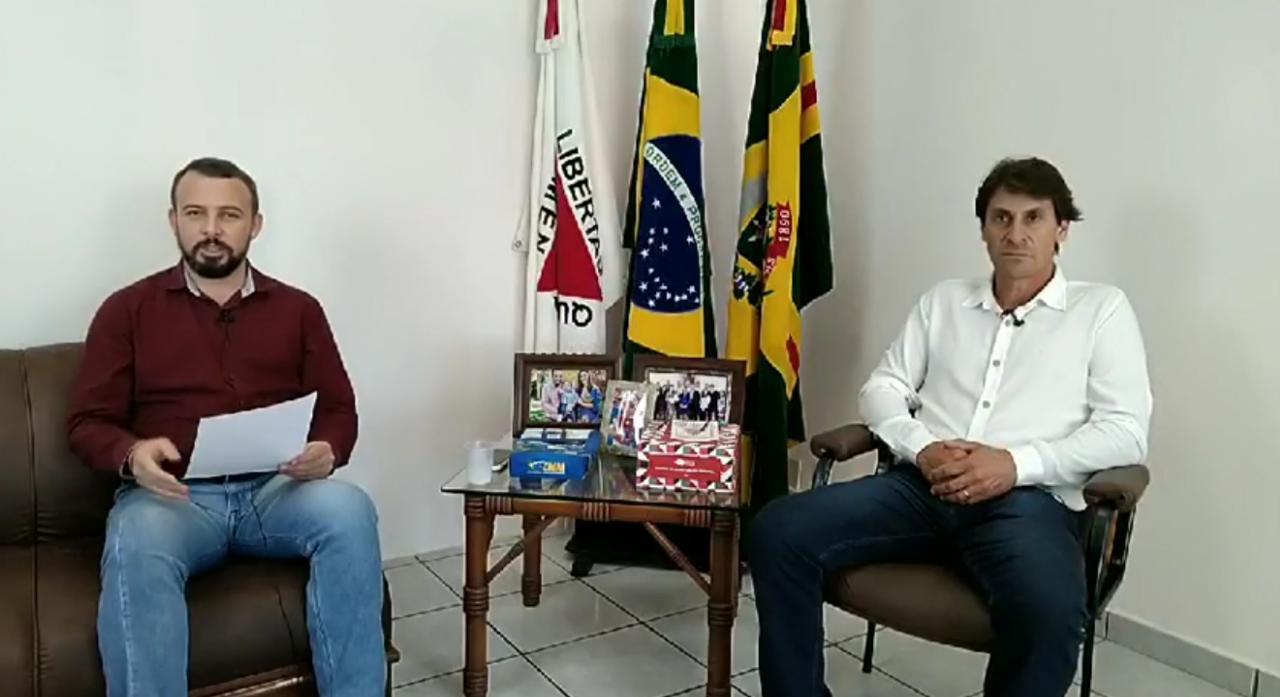 Legislativo presta contas das ações de enfrentamento à pandemia