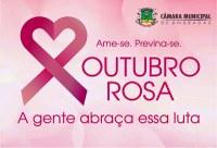 Promoção da saúde - Outubro Rosa