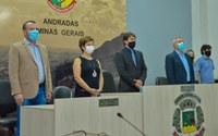 Título de Cidadão Andradense