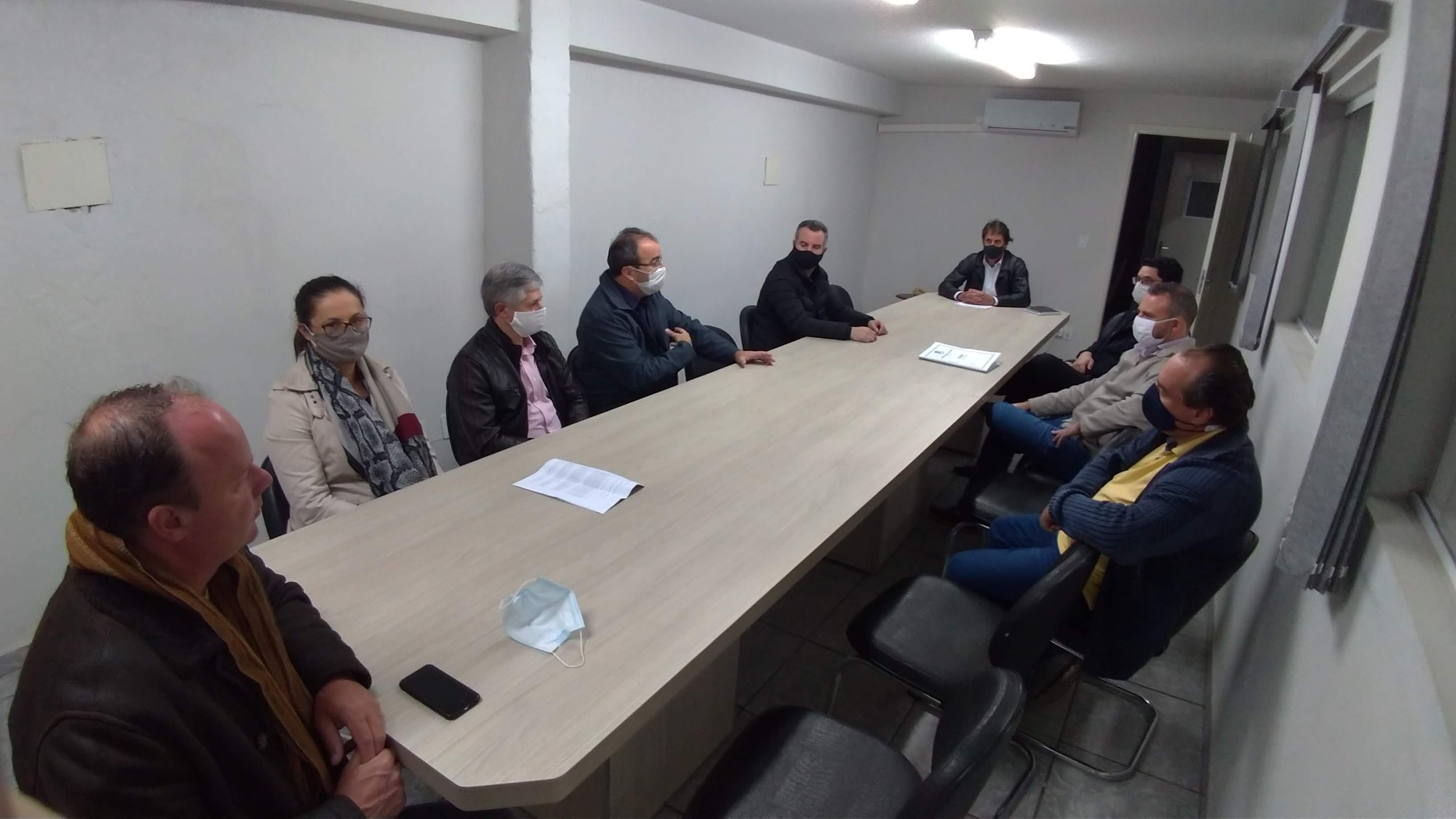 Vereadores aprovam nova diretoria executiva do AndradasPrev